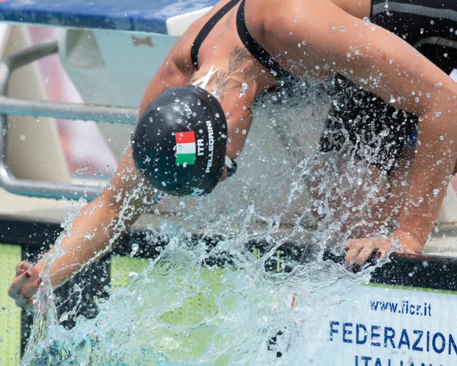 Tickets On Sale For Italy's ISL Meet October 12-13