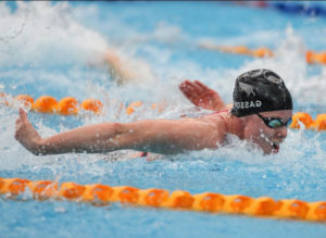Helena Gasson Puts Up 2 NZL Records While Earning Points For LA Current