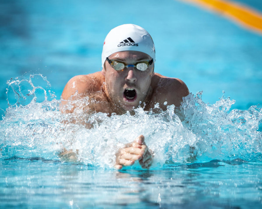 Marco Koch Delivers 2:07.96 200 Breast at Sette Colli, Ties For 5th in World