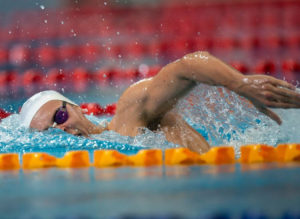 Zac Reid Posts NZL 800 Free Record To Qualify For His First Olympic Games