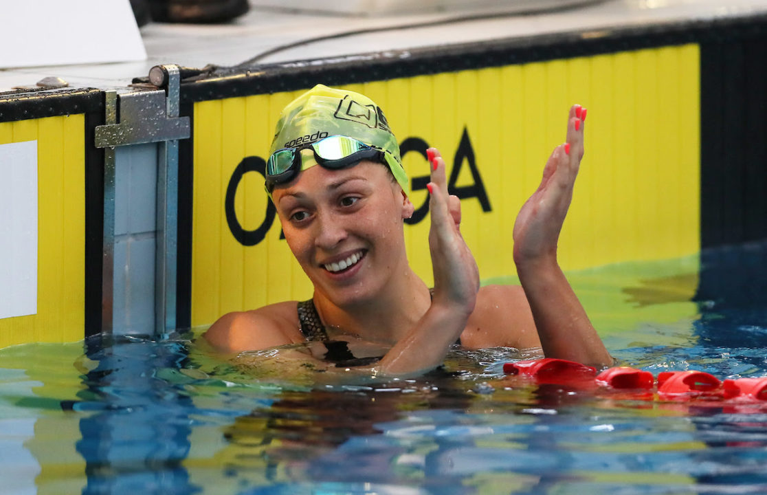 Sophie Pascoe: The Para-Swimming 'Reclassification Saga' Continues
