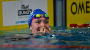 On-Fire Fairweather Hits 4:02.62 SCM 400 Free At NZL Secondary Schools
