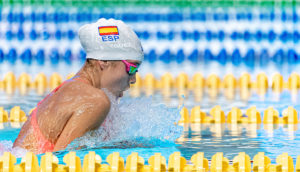 Spain's Alba Vazquez Clocks New World Junior Record In Women's 400 IM