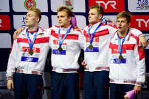 Russia Dominates European Junior C'ships, Points Trophy