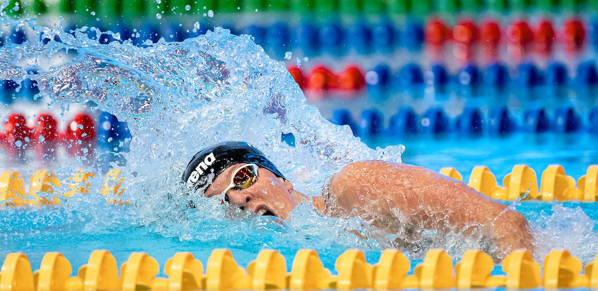 Giulia Salin Breaks Quadarella's Italian Junior Record in 800 Free