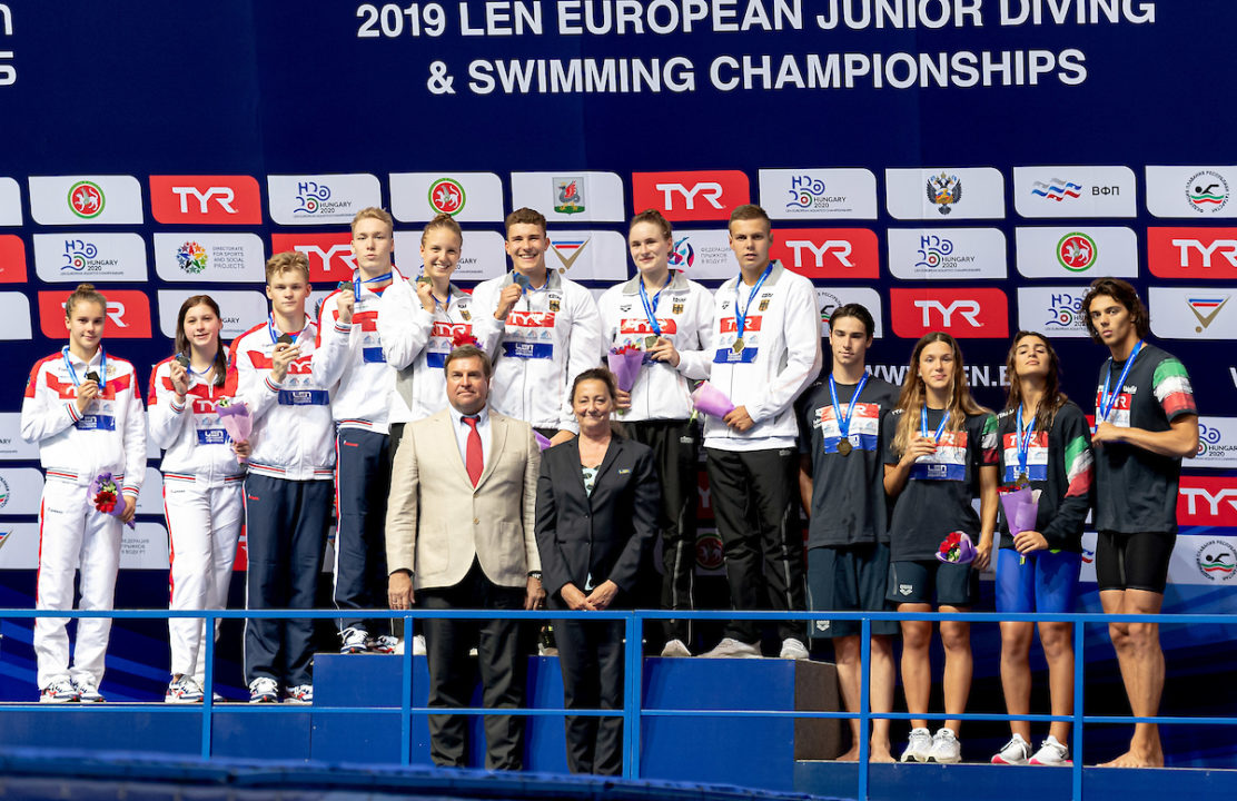 2019 European Junior Championships Day 3 Finals Live Recap
