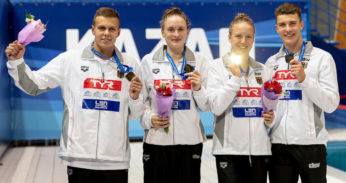 Artem Selin wird Junioreneuropameister mit neuem Veranstaltungsrekord