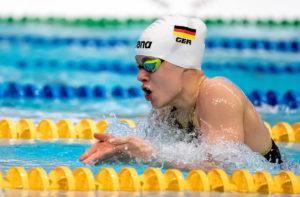 Zoe Vogelmann stellt neuen Altersklassenrekord auf