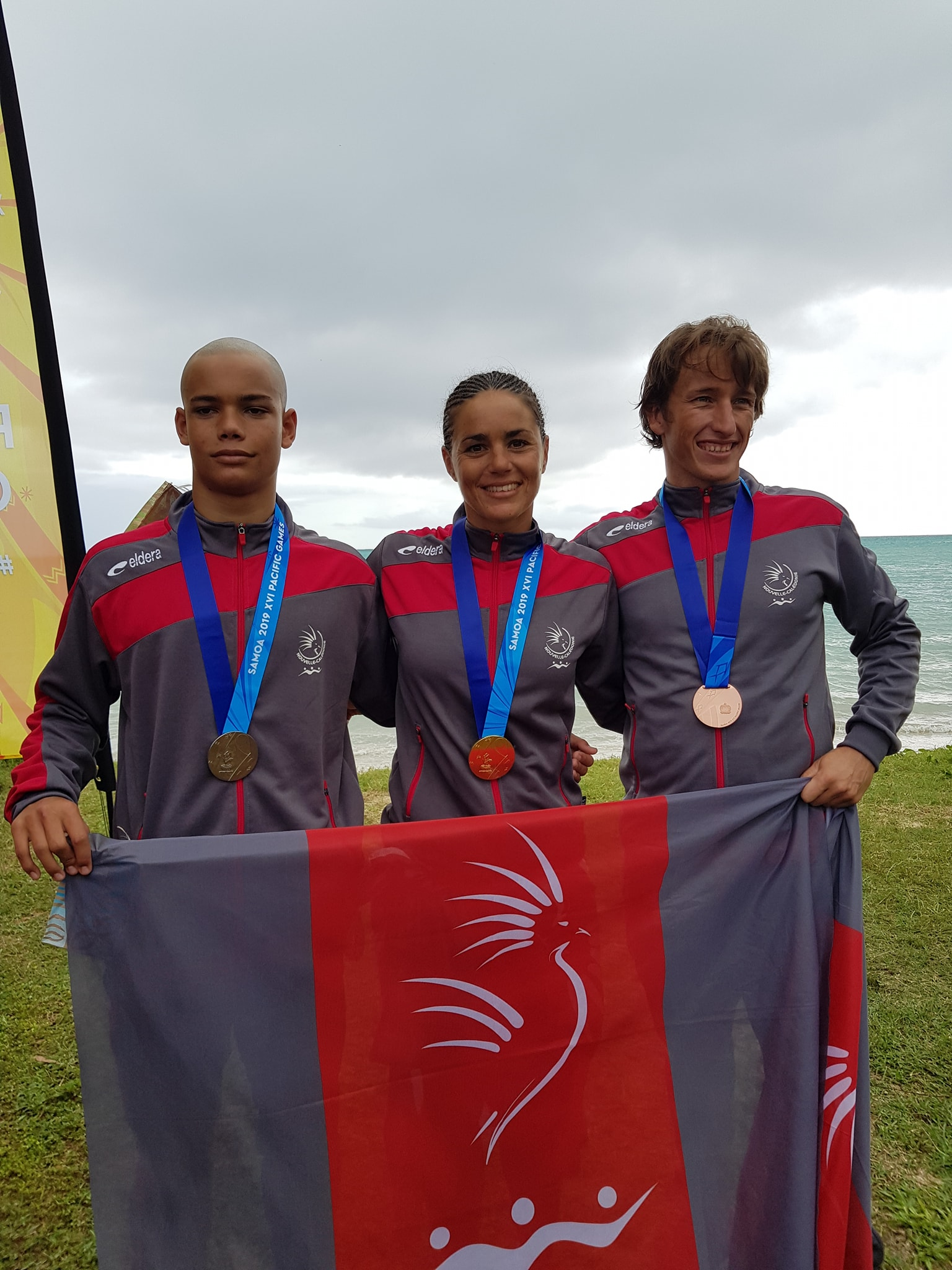 New Caledonia, Tahiti Win First Gold Medals of 2019 Pacific Games (SWIMMING)