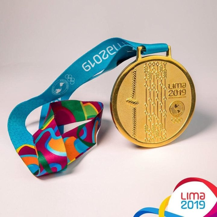 Medal Designs for 2019 Pan American and ParaPan American Games Unveiled