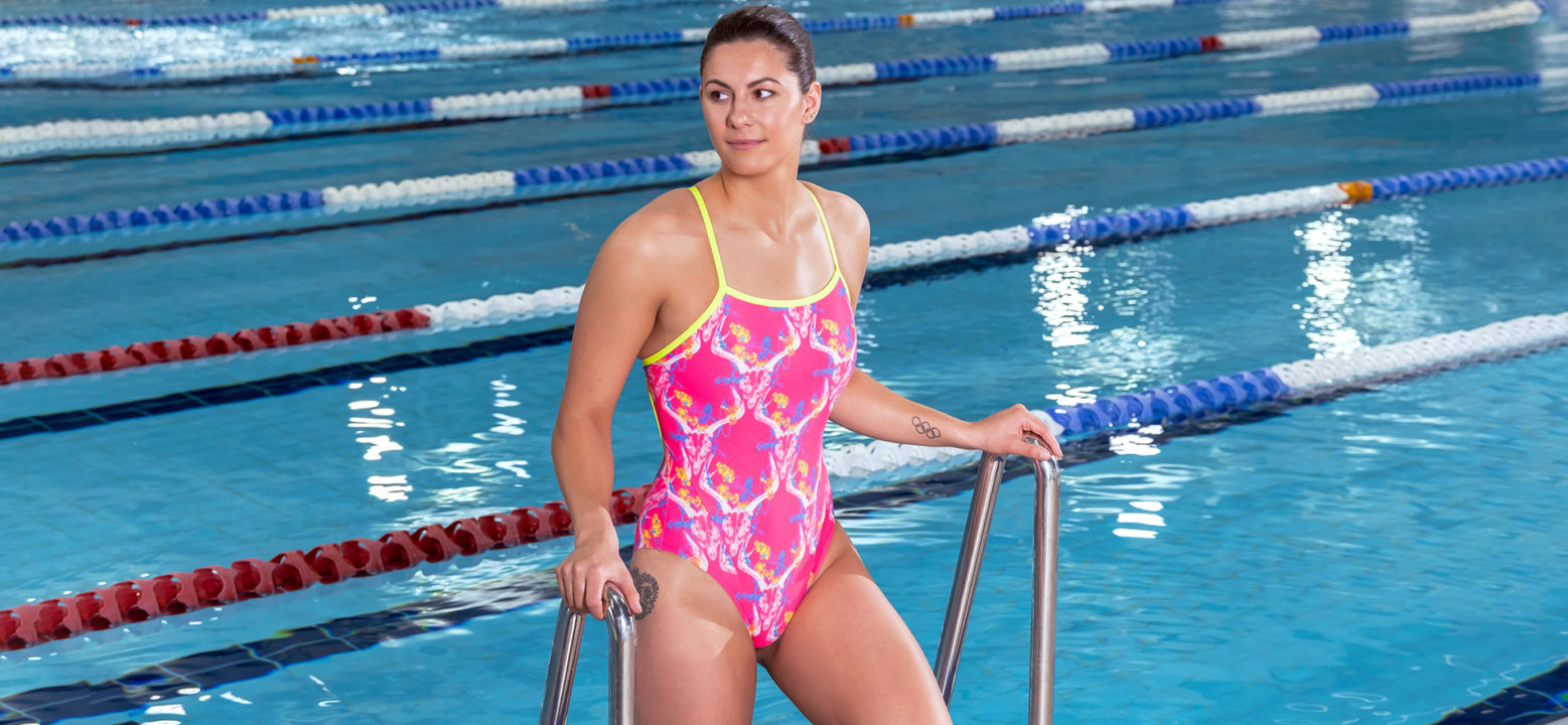 Olympian Aimee Wilmott Will Face Tough Competition in 400 IM at Worlds