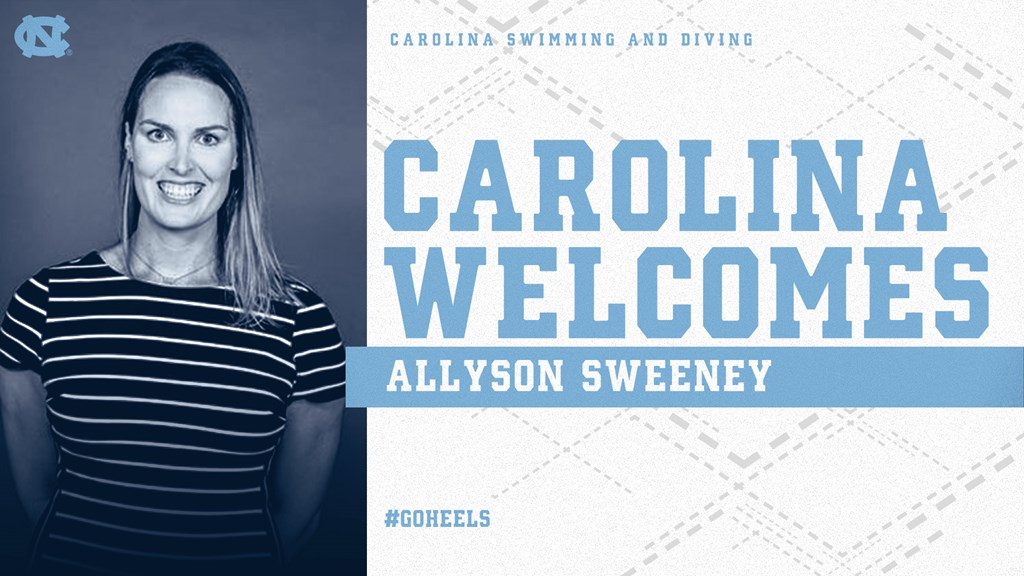 UNC Adds Auburn Volunteer Allyson Sweeney to New-Look Swimming Coaching Staff