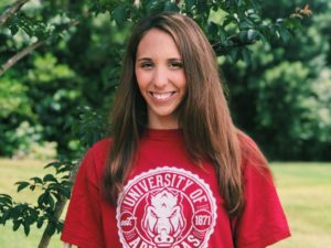 Breaststroker Bradi Jones Makes Verbal Commitment to Arkansas for 2020-21