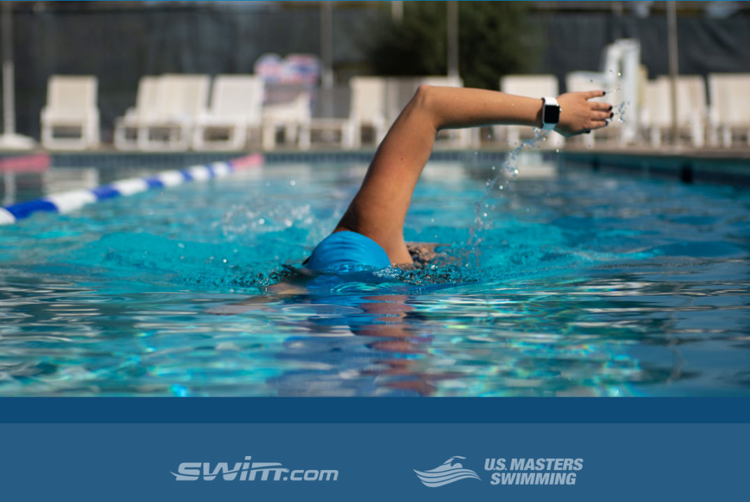 Swim.com Becomes Official Workout, Training Platform of U.S. Masters Swimming