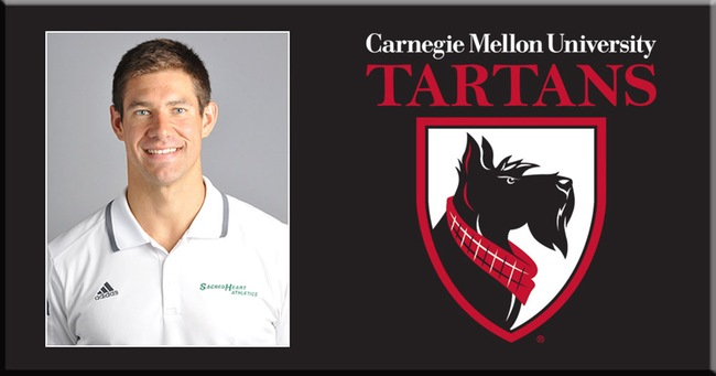 Brendan Heller to Join Carnegie Mellon Staff as Assistant Coach