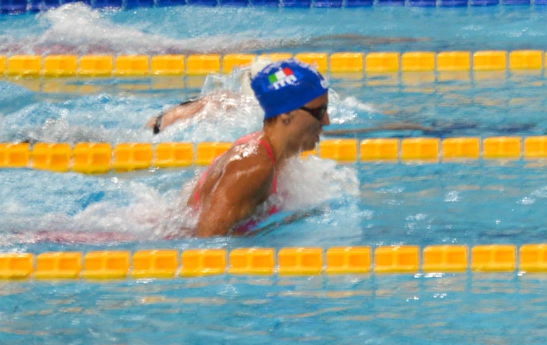 Universiadi: Resi Ufficiali I Risultati Della Finale Dei 400 Misti Femminili