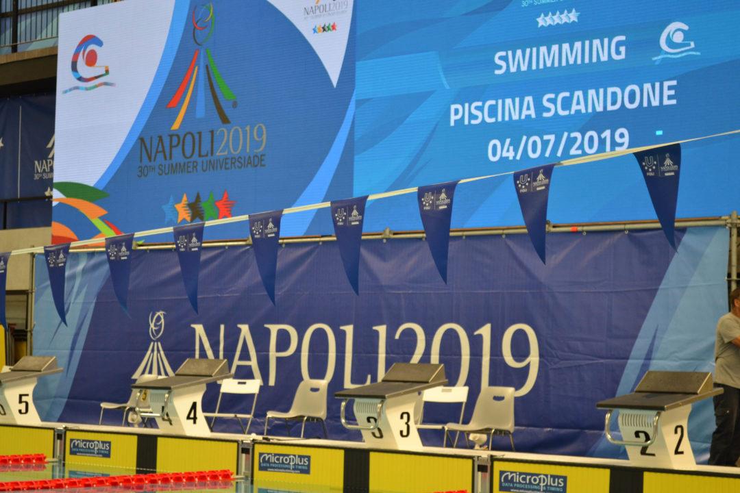 Universiade 2019: Sonnele Öztürk wird 5. über 200 m Rücken