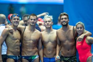 Mondiali FINA: Italiani In Vasca Di Riscaldamento-Quadarella Non Nuoterà i 400