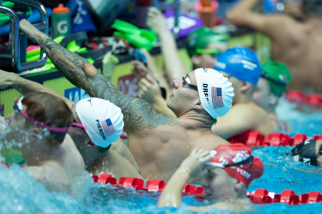 World Champs Social Media Roundup: Lochte Predicts Dressel 100 Fly WR