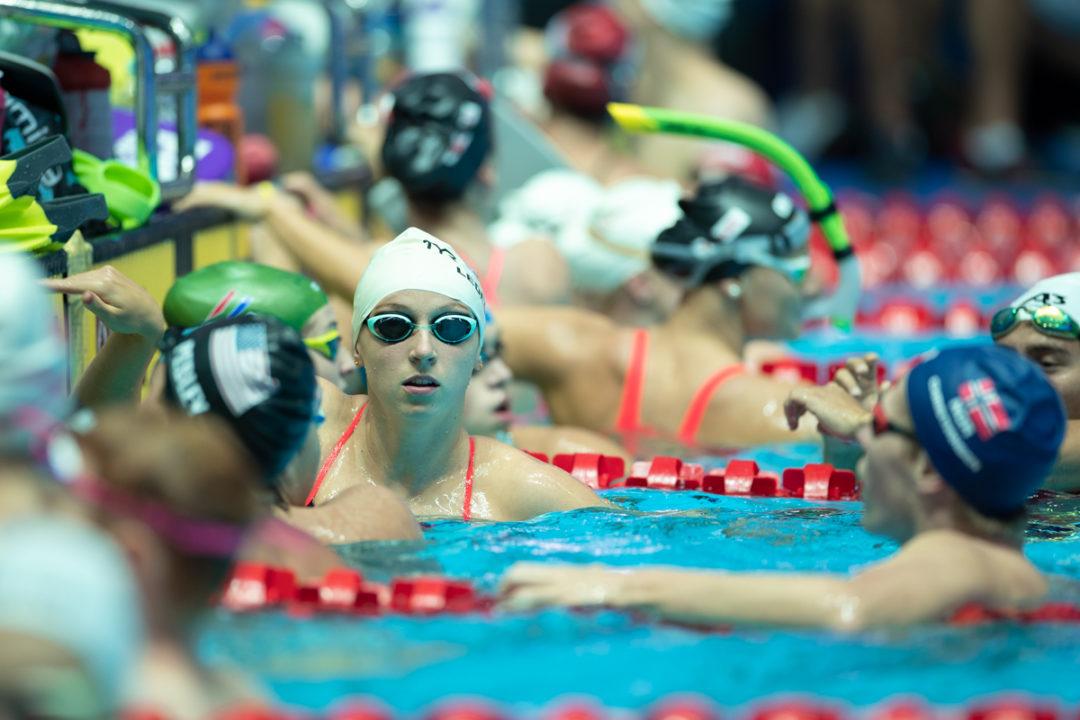 Schwimm-WM: Topgesetzte Schwimmerinnen raus aus 200m Freistil