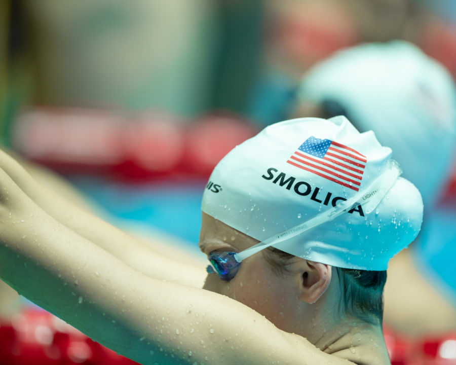 Day 8 Relay Lineups: Smoliga On Duty For Prelims Of Women's 400 Medley
