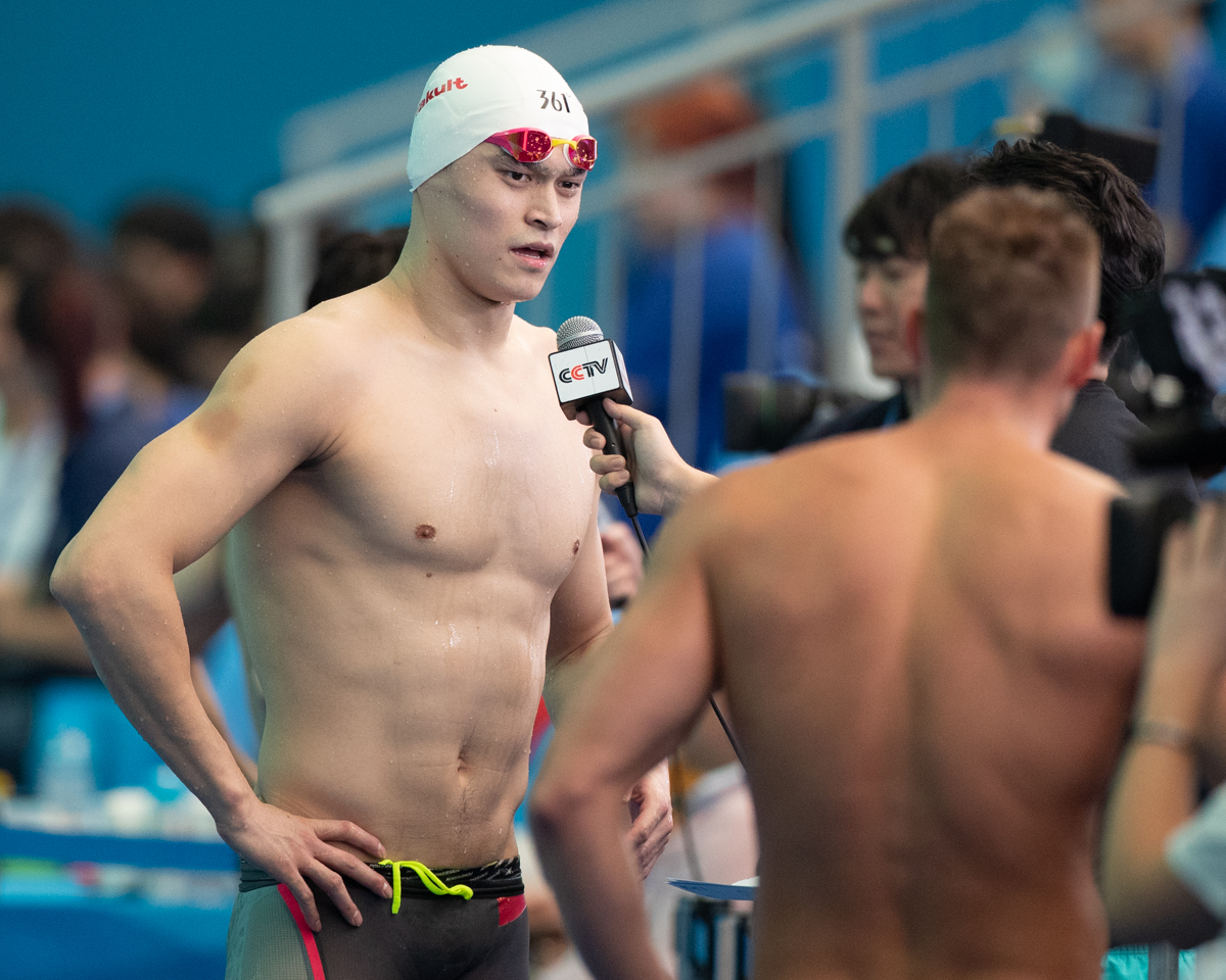 Sun Yang's Public CAS Hearing Date Set As Swimmer Comments On Dwyer