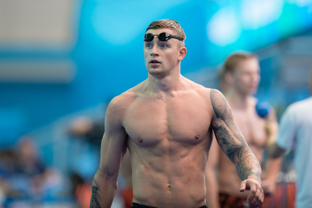 British Swimming Reveals Two-Part Revised Olympic Selection Policy