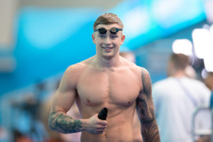 Adam Peaty - courtesy Rafael Domeyko