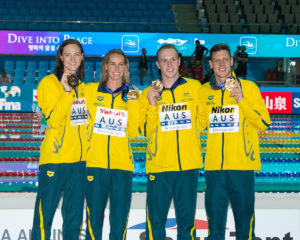 Less Than 1 Yr Out From Olympics, Swimming AUS CEO Russell Steps Down