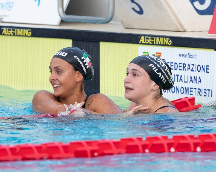 Trofeo Nico Sapio: A Genova Il Nuoto Azzurro A Caccia Del Pass Europeo