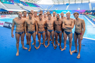 USA Men's Water Polo Opens 2020 With Third Place Finish In Italy
