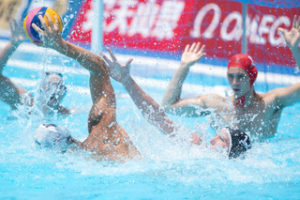 USA Men Win WP Gold, Lead in Scoring Efficiency, Saves at Pan American Games