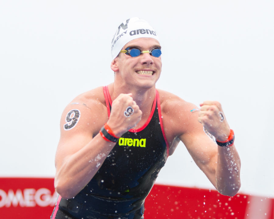 2019 World Aquatics Championship – Men's 5 km Open Water Photo Vault
