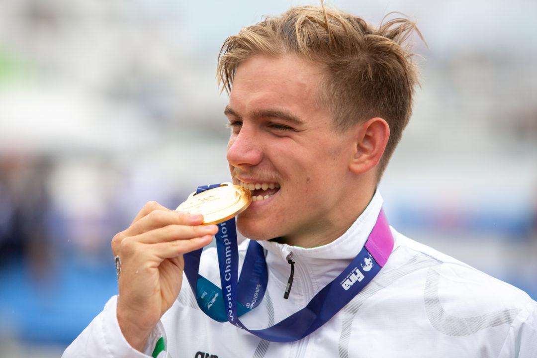 FINA Schwimmweltmeisterschaften: Fast 5,2 Millionen Euro im Preisgeldtopf