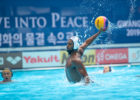 USA vs. Kazakhstan Water Polo Match Photo Vault