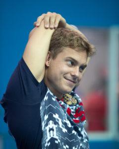 "Vlad Morozov: ""I'm Glad Grinev Wasn't In Doha"""