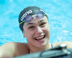 Récord mundial junior de Benedetta Pilato y magnífico segundo día en Roma