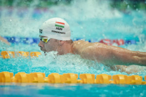 HUN C'ships: Kenderesi Puts Milak On Notice In Men's 200 Fly Prelims
