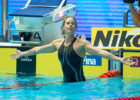 18th FINA World Championships Gwangju Courtesy Rafael Domeyko in the photo: PELLEGRINI Federica