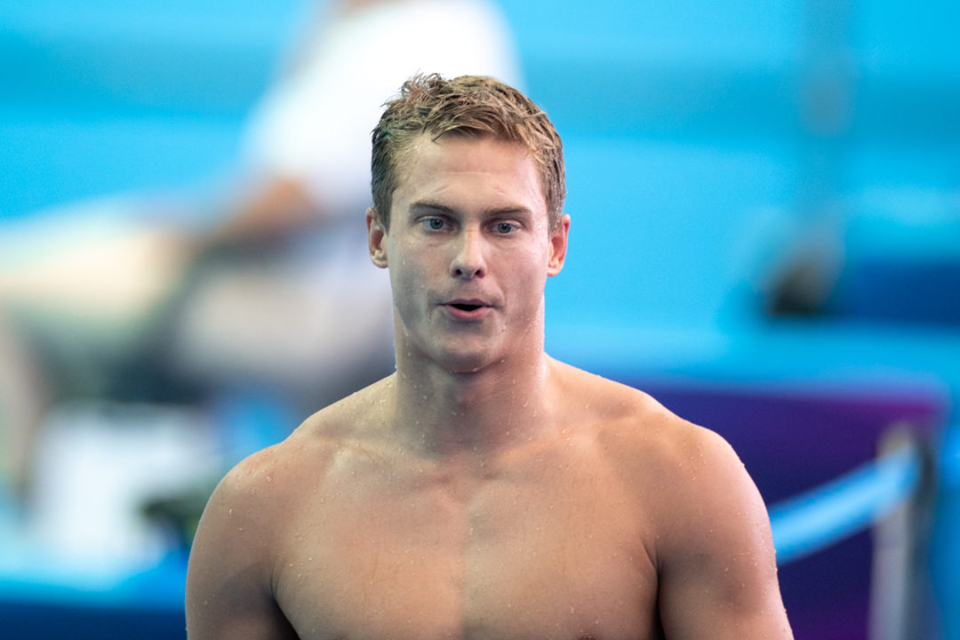 Morozov Hits 21.27 Russian Record To Become World's 10th Best 50 Freestyler