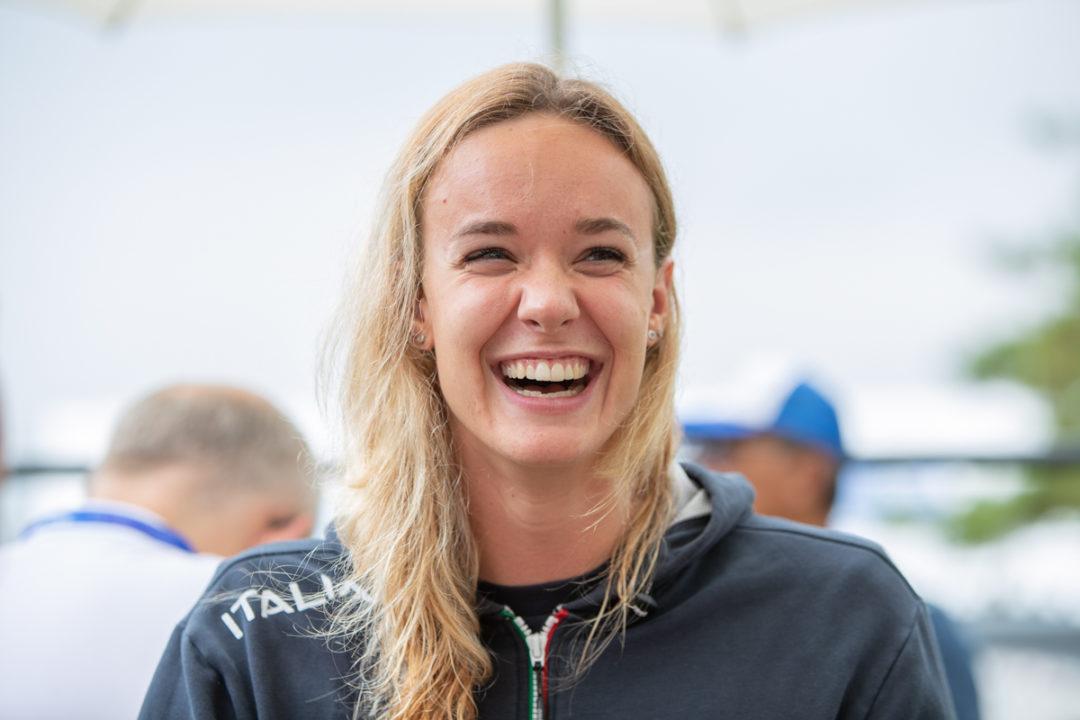 Margherita Panziera Conquista il Pass Olimpico Nei 200 Metri Dorso