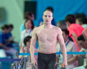 Wilson Downs Longstanding Sprenger 100 Breast Aussie Record