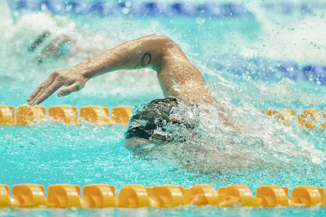 Dressel, Divers Boudia and Schnell Named Finalists for Team USA Best of July