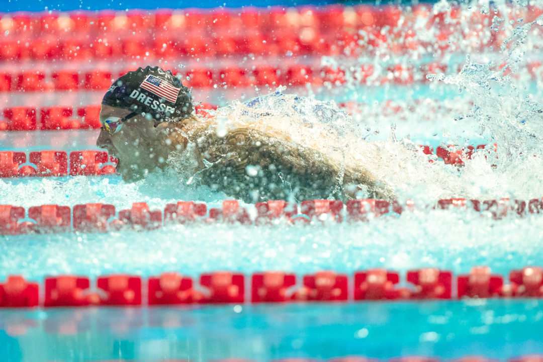Dressel, Schnell Earn Team USA Best of July Honors