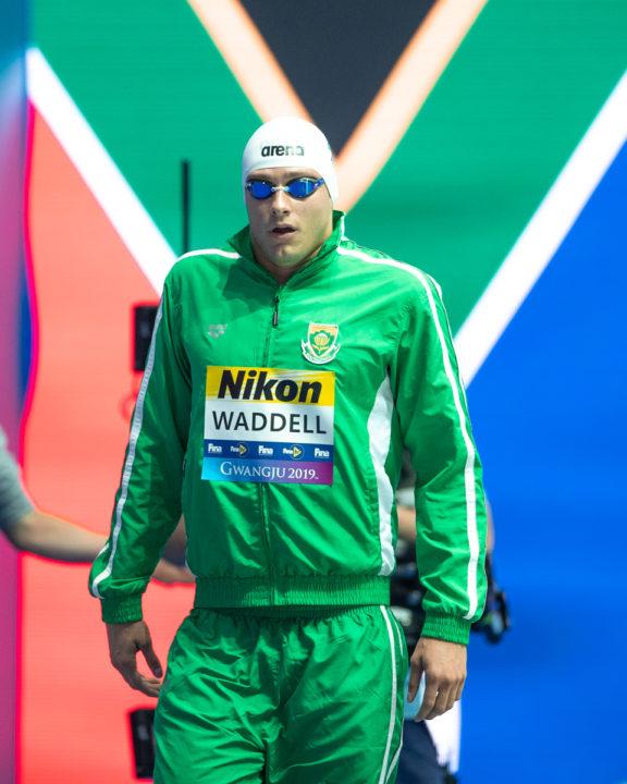 Zane Waddell, campeón mundial en 2019, anuncia su retirada