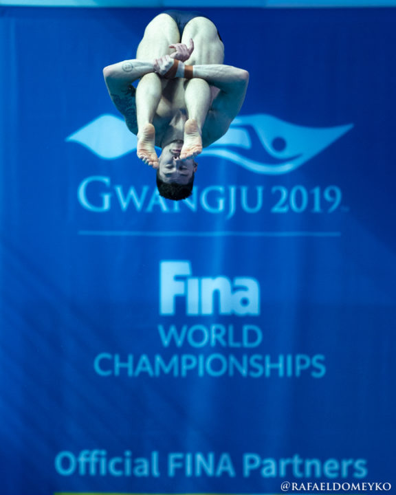 China Wins 2 More Gold Medals in Diving on Sunday