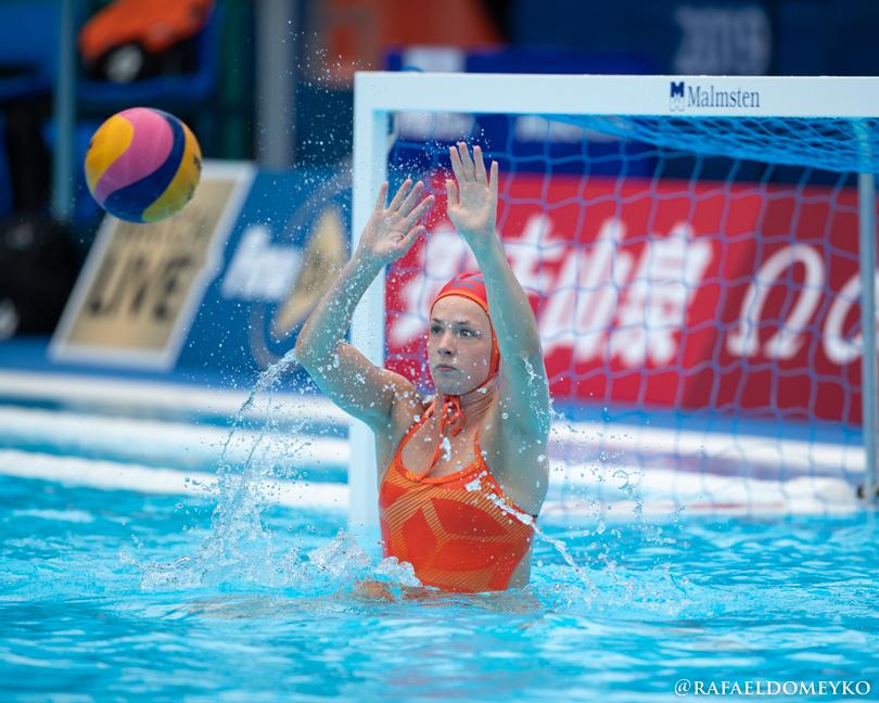 Dutch, USA, Hungary Among Big Winners on WP World Championships Day 1