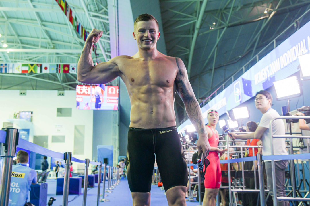 Flashback to Rio As British Swimming Releases Stiff Qualifying Times For Tokyo