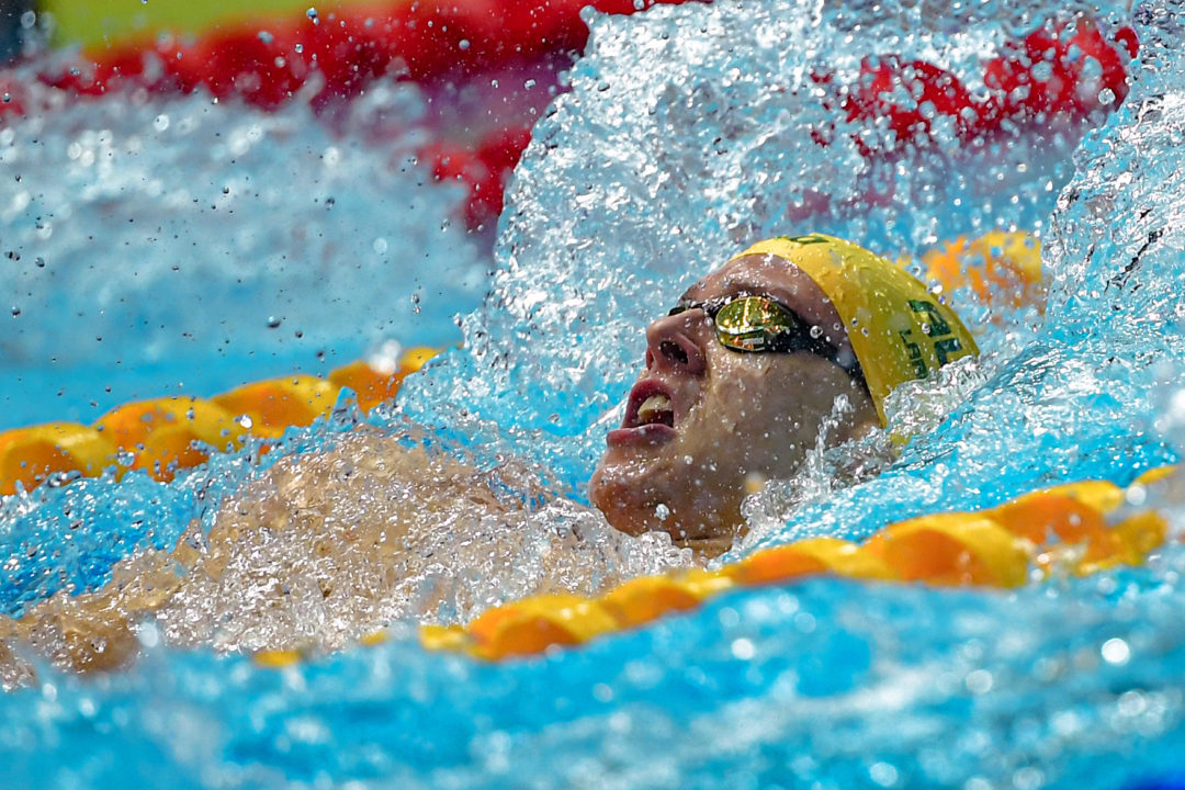 Aussies Show Up On Day 2 Of The FINA World Cup – Tokyo