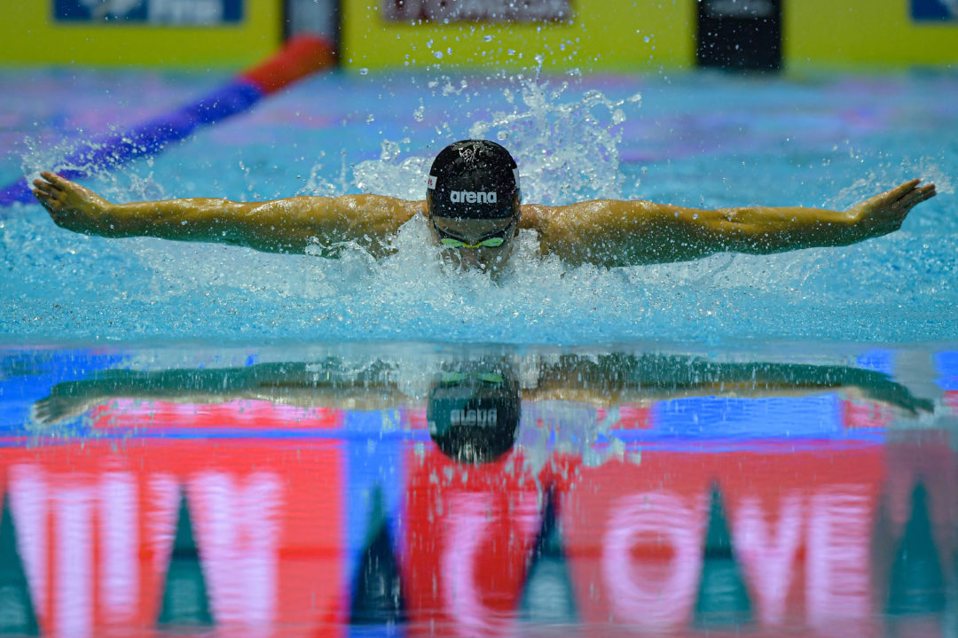 Seto Hits 1:58 Exhibition 200 IM, Sato & Nakamura Rock Events (Race Videos)
